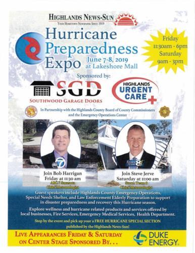 Hurricane Awareness 2019